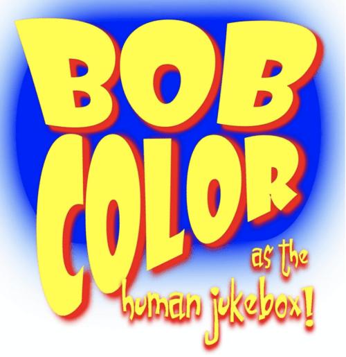 Bob Color au Perron: Human Jukebox