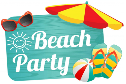 Athena Helios: Beach Party