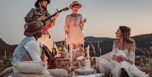 Concert: Just Married Band Athena Helios